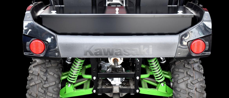 Kawasaki Teryx / Teryx4 Rear Caro Custom Aluminum Storage Box Lockable Secure